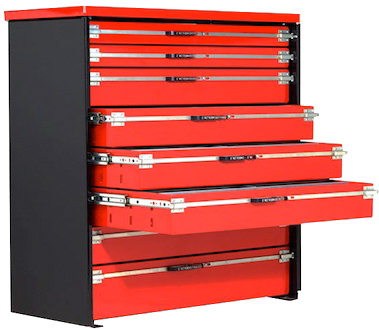 Power Assisted Drawers